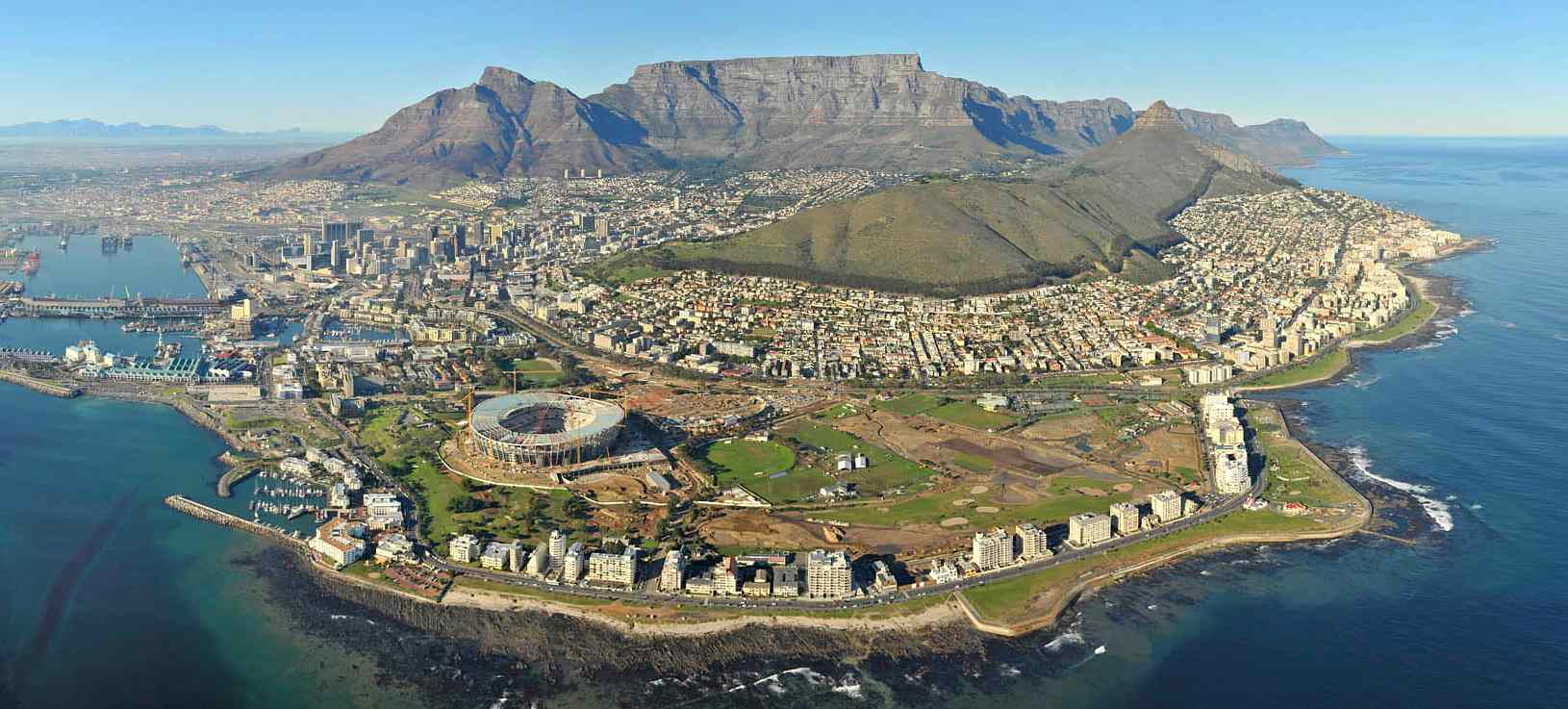 Internship volunteer study abroad in cape town south for Cape town south africa travel