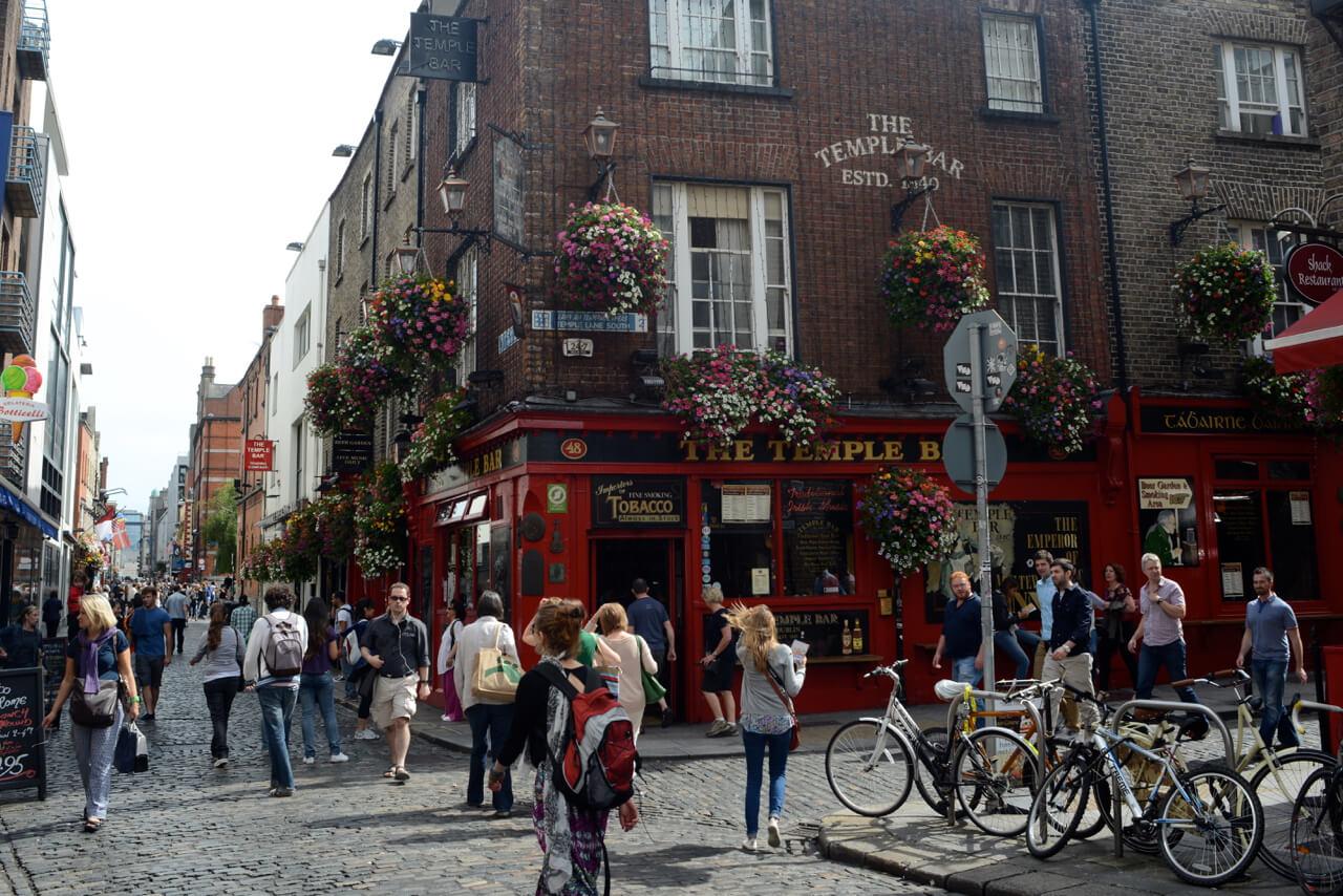 Dublin Gay Bars Guide - Best Gay Hangouts in Dublin, Ireland