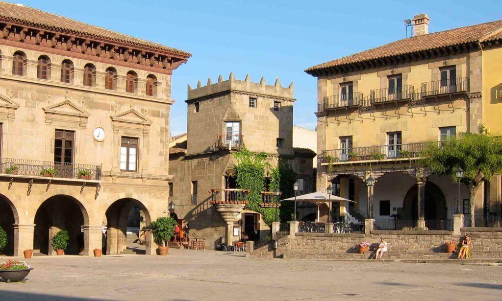 el-poble-espanyol-barcelona