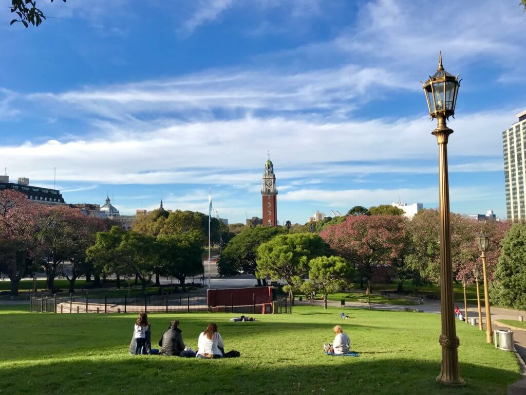 Summer abroad in Argentina 5