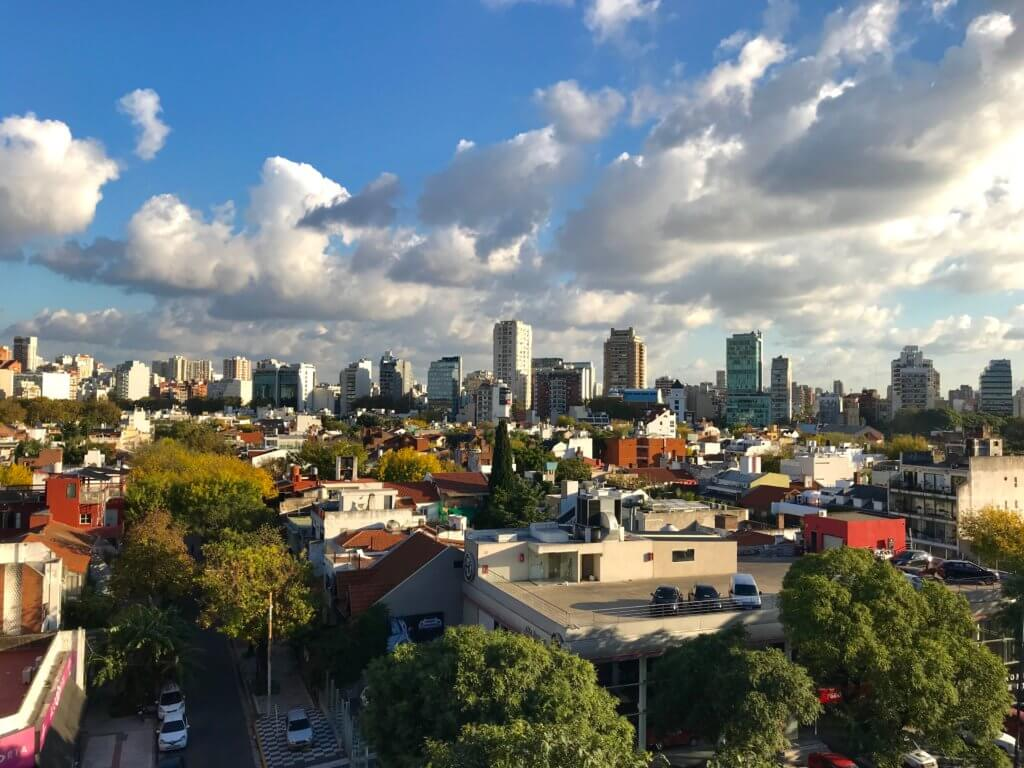 Summer abroad in Argentina