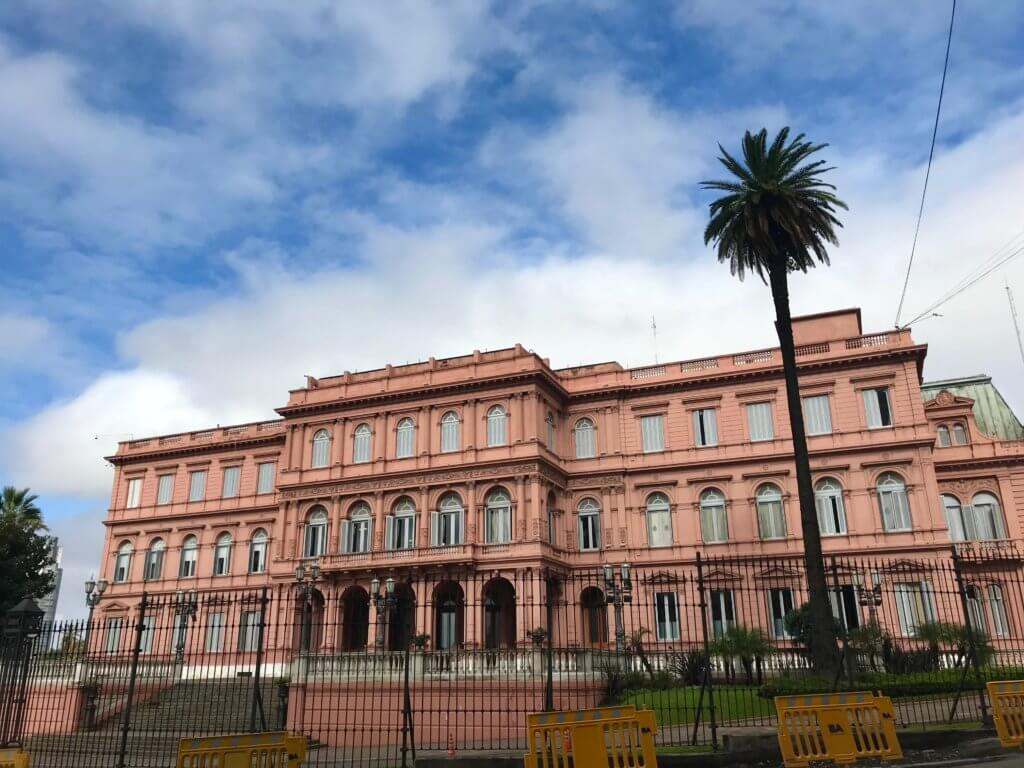 Summer abroad in Argentina 6