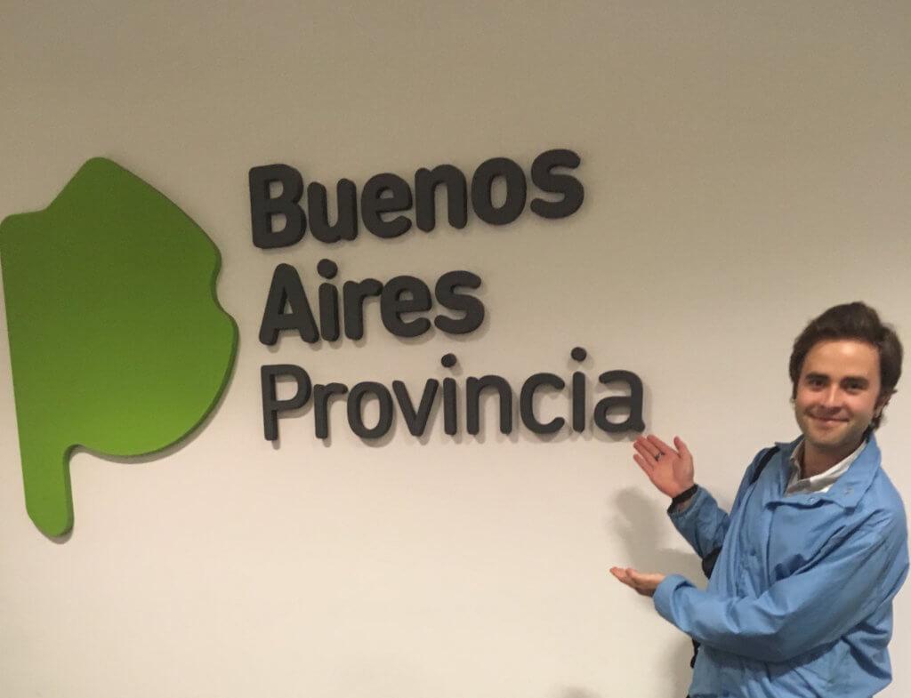 Josh Braun public policy internship in Buenos Aires