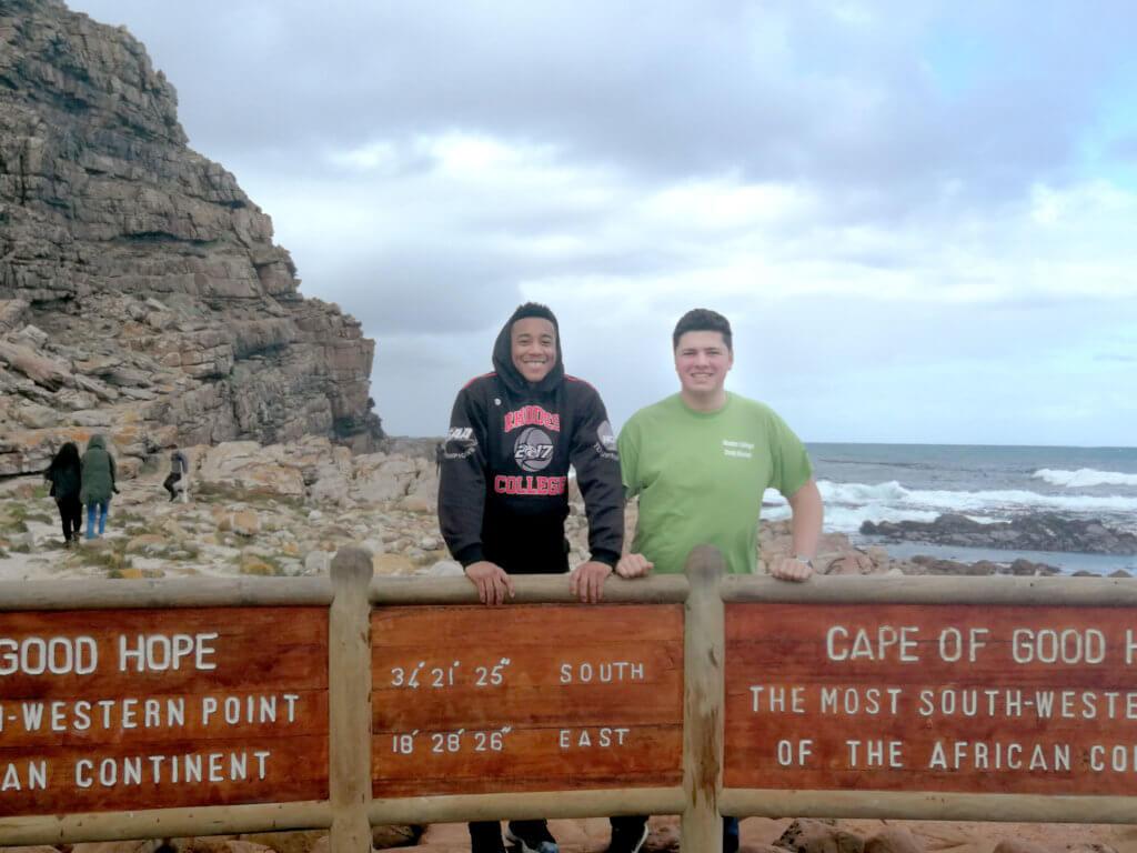 Rhodes College Cape Town internship