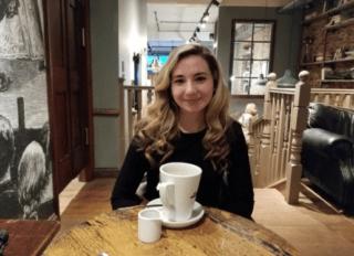 Lindsay Morrissey Internship in Dublin