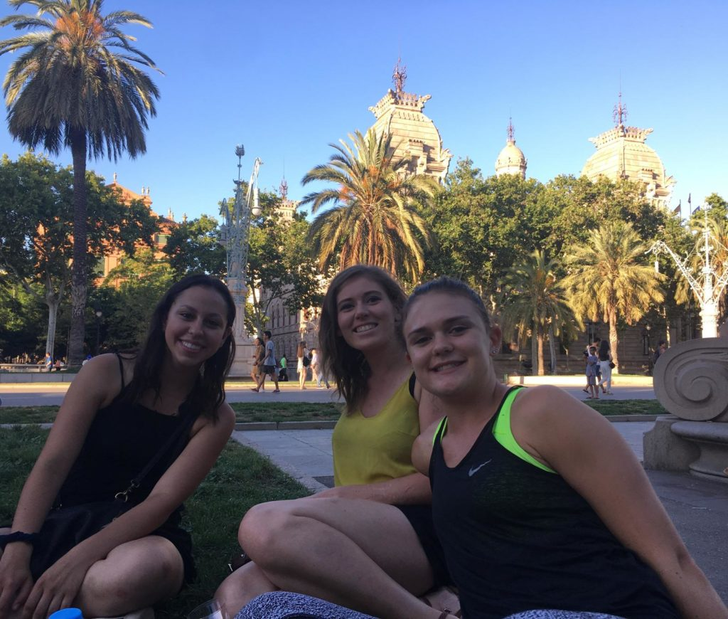 internship in Barcelona