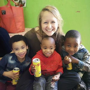 Child Life Practicum in Cape Town South Africa