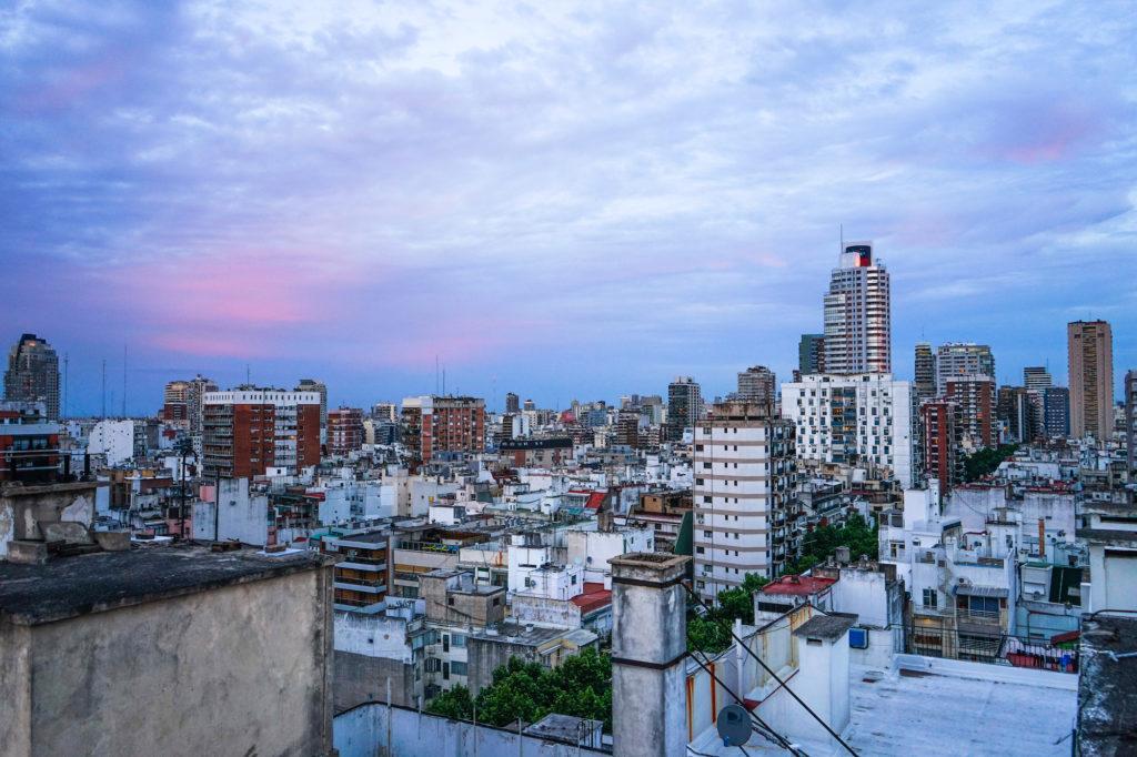 journalism internship in Buenos Aires