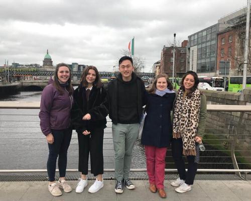 Internships In Dublin